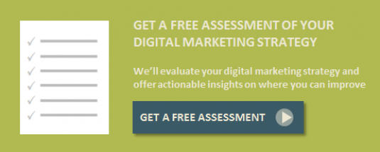 free digital marketing assessment