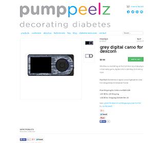 Pump Peelz Screenshot of Work