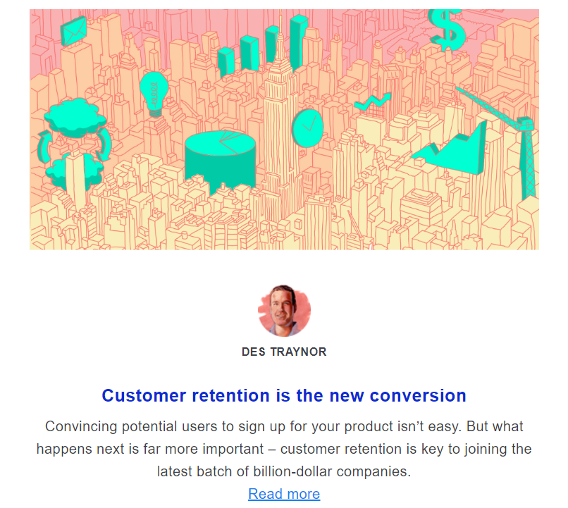 5 Highly Effective Email Newsletter Examples | Small