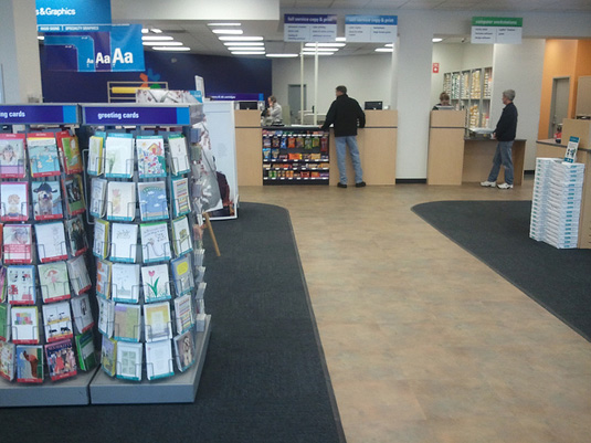 FedEx Office remodel