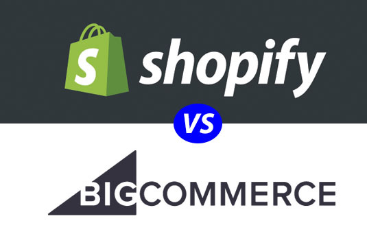 shopify versus bigcommerce ecommerce review 2018